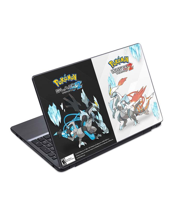 jual Skin Laptop Pokemon Black White Version 2