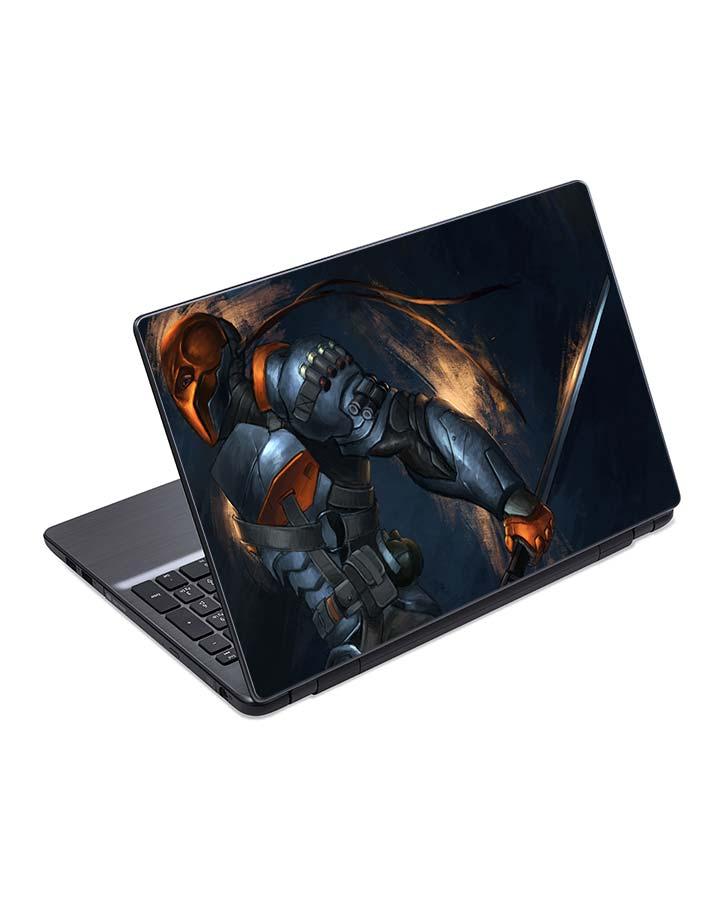 jual Skin Laptop deathstroke sword