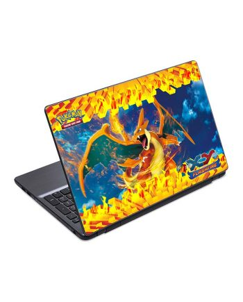jual Skin Laptop pokemon charizard
