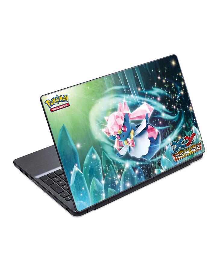 jual Skin Laptop pokemon diancie