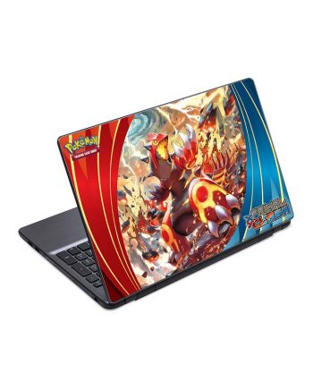 jual Skin Laptop pokemon groudon