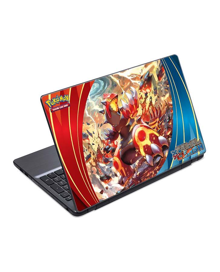 jual Skin Laptop pokemon groudon