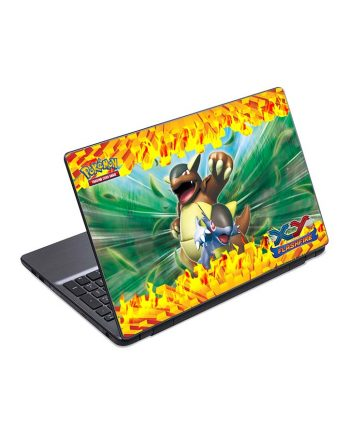 jual Skin Laptop pokemon kangaskhan