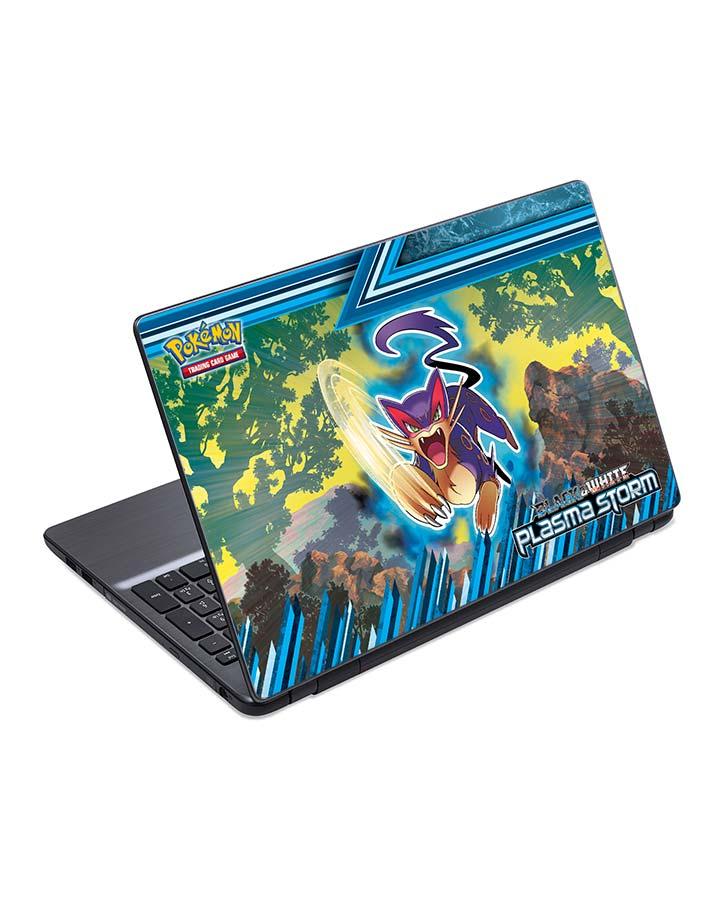 jual Skin Laptop pokemon liepard