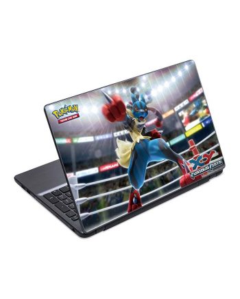 jual Skin Laptop pokemon lucario