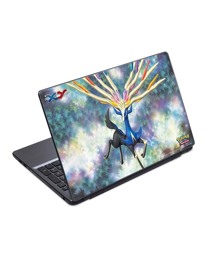 Jual Skin Laptop Pokemon Xerneas