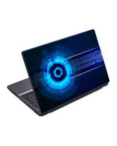skin-laptop-neon-light-circles