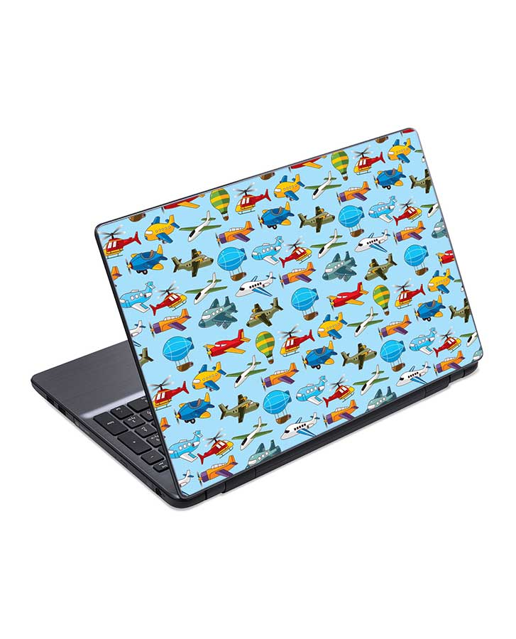 jual skin laptop airplanes helicopters airships