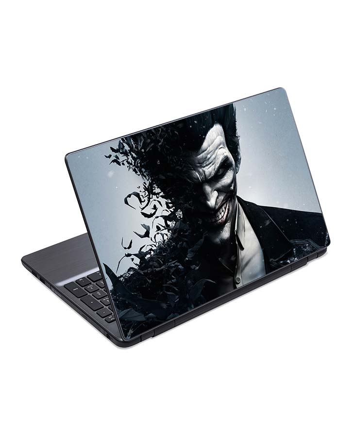 jual skin laptop batman arkham origins joker