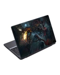 skin-laptop-bloodborne-hunter-monster