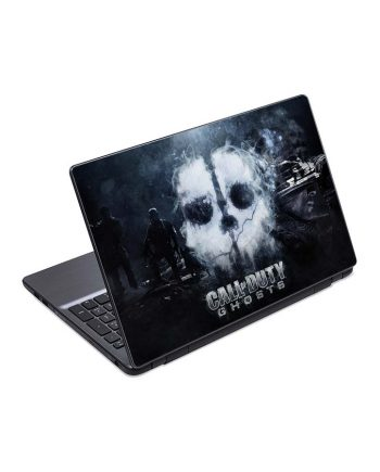 jual skin laptop call of duty ghosts