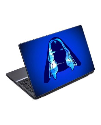 jual skin laptop crystal maiden art