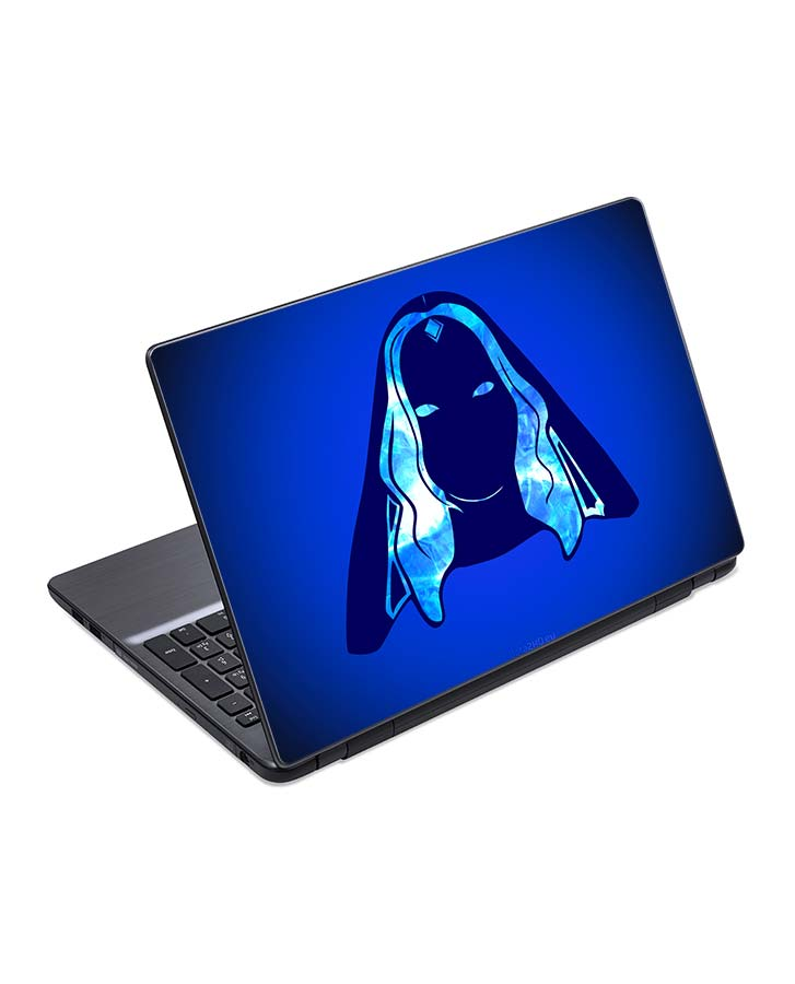 jual skin laptop crystal maiden art