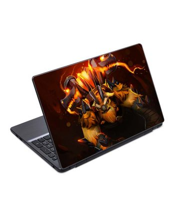 jual skin laptop earthshaker