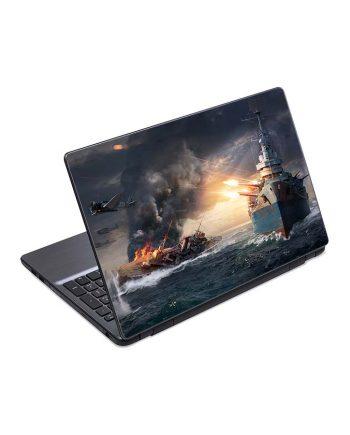 jual skin laptop explosion ships