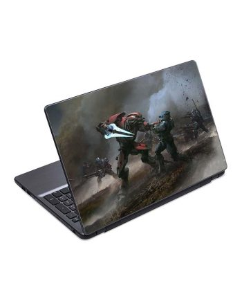 jual skin laptop halo reach elite