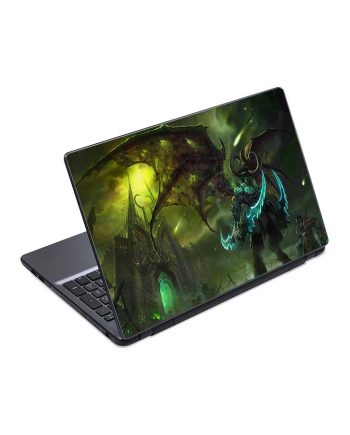 jual skin laptop illidan stormrage