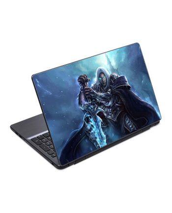 jual skin laptop lich king arthas menethil
