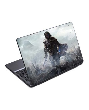 jual skin laptop middle earth shadow