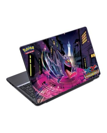 jual skin laptop pokemon Gengar