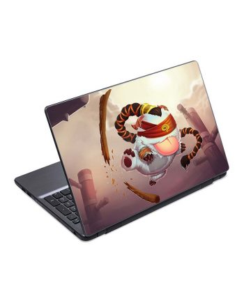 jual skin laptop poro lee sin