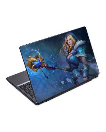 jual skin laptop rylai crystal maiden