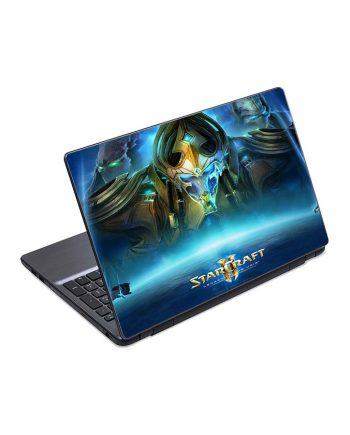 jual skin laptop starcraft ii legacy