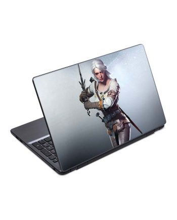 jual skin laptop sword girl scar zirael