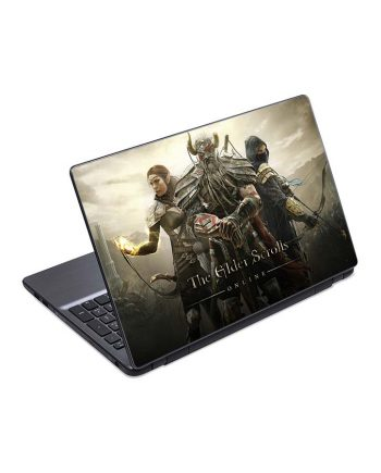 jual skin laptop the elder scrolls online