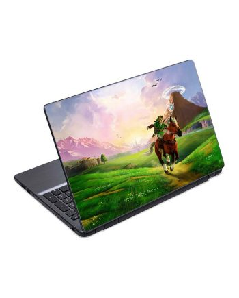 jual skin laptop the legend of zelda