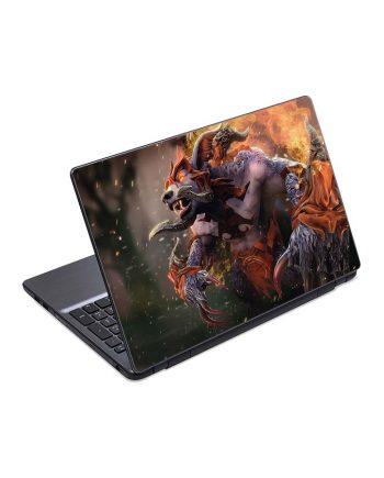 jual skin laptop ursa dota 2