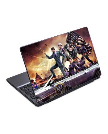 jual skin laptop weapons saints row