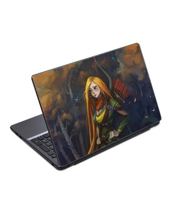 jual skin laptop windrunner dota 2
