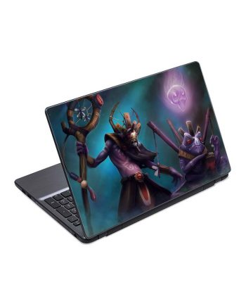 jual skin laptop witch doctor