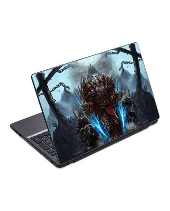 jual skin laptop worgen character arm