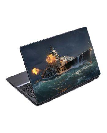 jual skin laptop world of warships