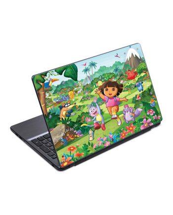 Jual Skin Laptop Dora