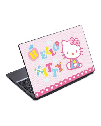 Jual Skin Laptop Hello Kitty