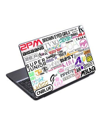 Jual Skin Laptop KPOP