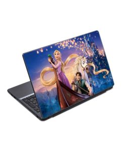 Skin-Laptop-Rapunzel