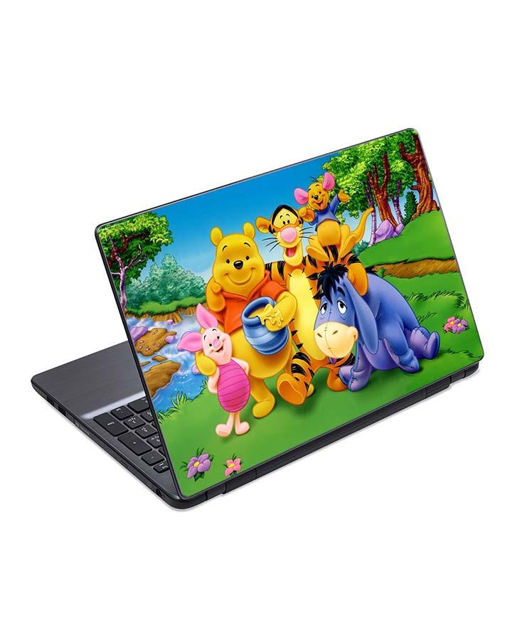Jual Skin Laptop Winnie The Pooh